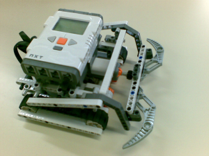 Das Lego Modell von Hoovie
