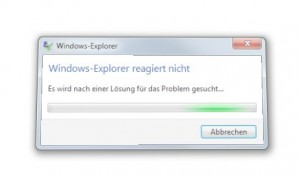 Windows Explorer Crash