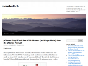 Thumbnail des monsterli.ch Blog